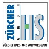 Logo, Zürcher Hard und Software GmbH